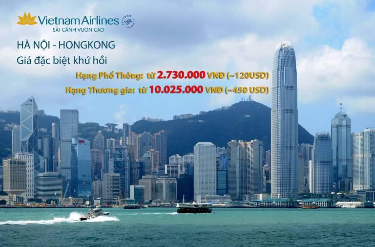 Cùng Vietnam Airlines khám phá thành phó Cảng thơm