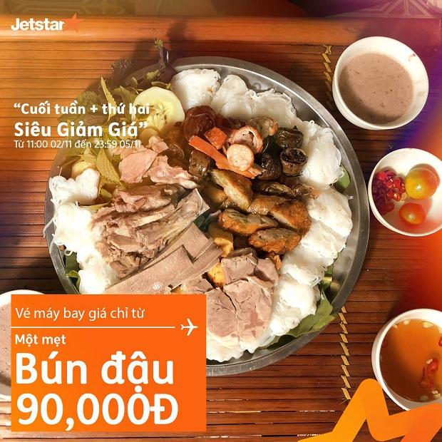 Jetstar khuyến mãi nội địa / quốc tế với giá vé chỉ từ 90,000 đồng