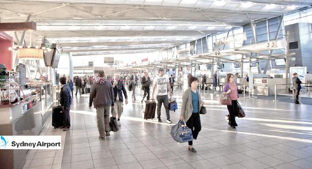 Kingsford Smith Airport Sydney vé máy bay đi Úc giá rẻ Giá vé máy bay từ Úc về Việt Nam khứ hồi bao nhiêu tiền