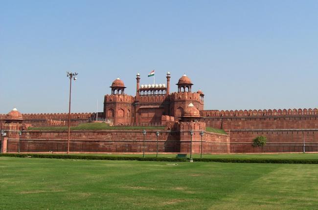Pháo đài đỏ Ấn Độ