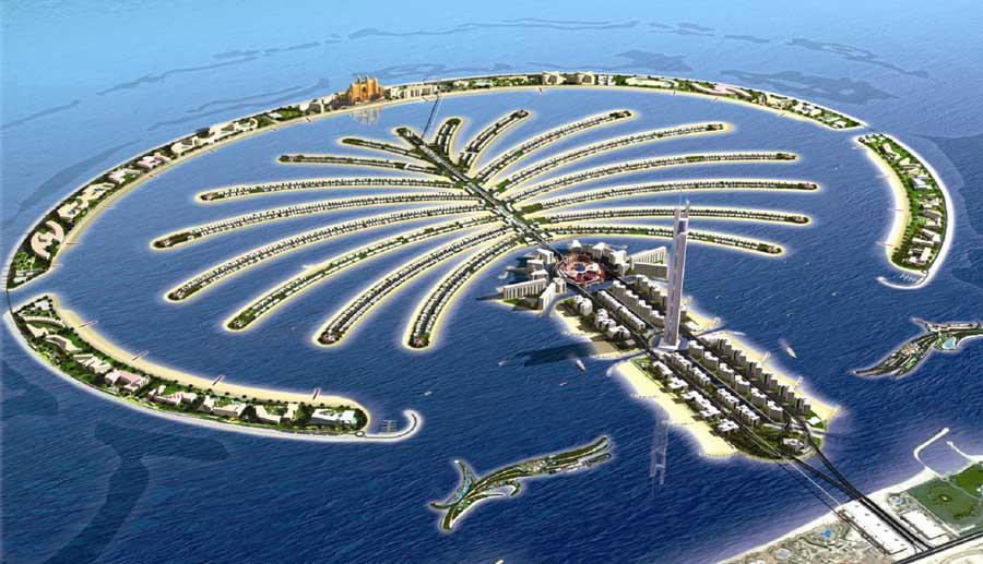 Quần đảo palm-jumeirah