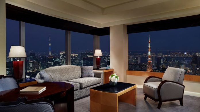 The Ritz-Carlton Suite, Japan( Nguồn ảnh: addtobucketlist)