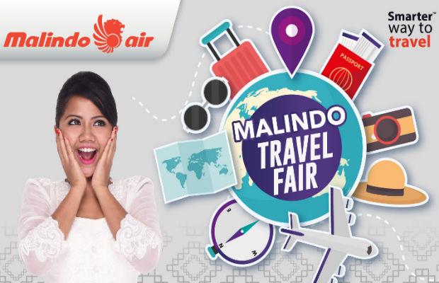 Vé máy bay khuyến mãi của Malindo Air
