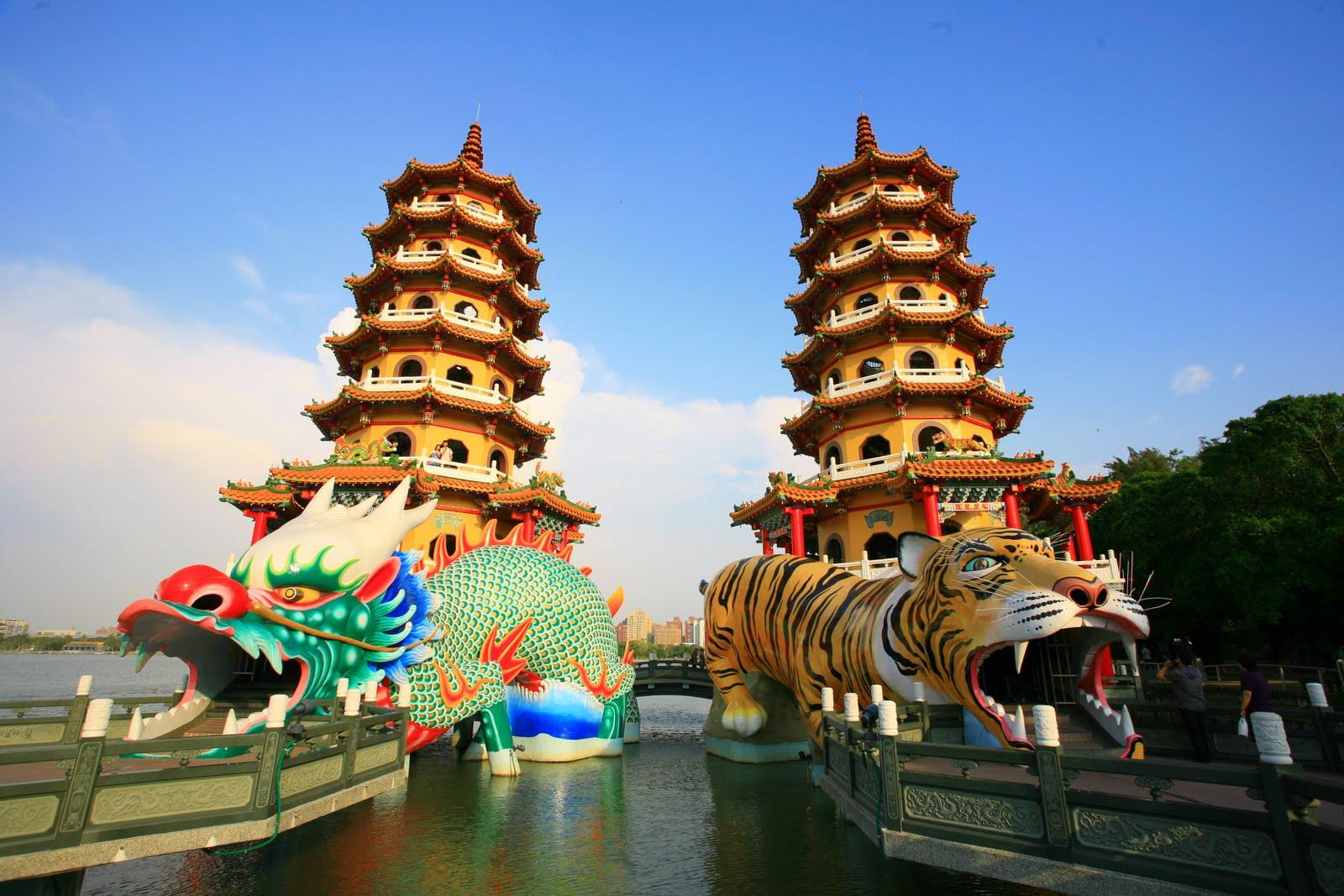 Địa điểm hấp dẫn nhất tại Cao Hùng vé máy bay đi Cao Hùng giá rẻ