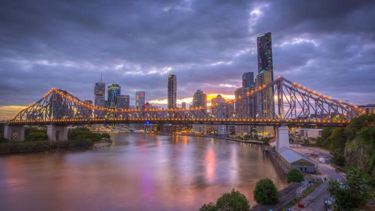 cầu Story tại Brisbane vé máy bay đi Brisbane giá rẻ