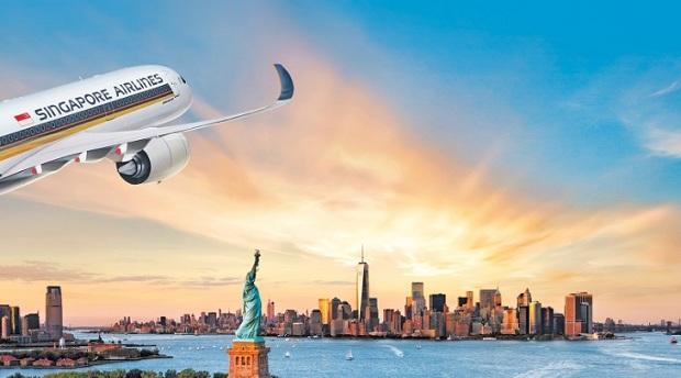 Cùng Singapore Airlines khám phá đất nước Mỹ