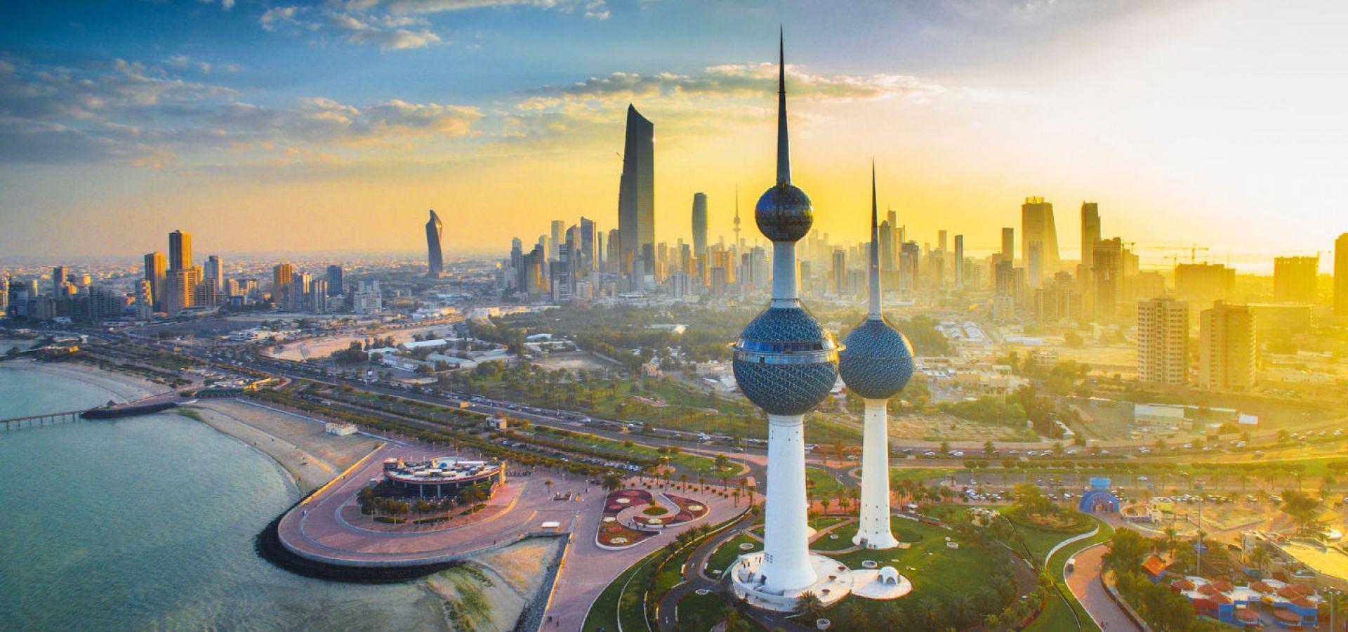 Kuwait xếp hạng 8 trong số 10 quốc gia giàu nhất thế giới.