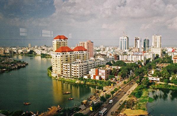 thủ đô của Bangladesh