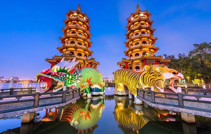 Khám phá du lịch Cao Hùng